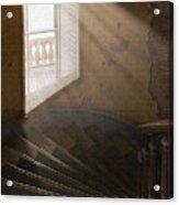 Ghostly Light Acrylic Print
