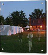 Ghosts In Williamsburg Acrylic Print