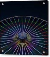 Giant Wheel Ferris Wheel Acrylic Print