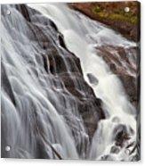 Gibbon Falls Acrylic Print