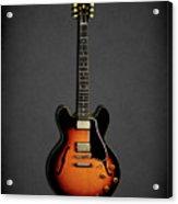 Gibson Es 335 1959 Acrylic Print