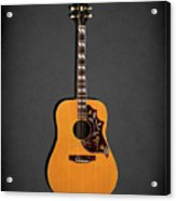 Gibson Hummingbird 1968 Acrylic Print