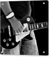 Gibson Les Paul Guitar  Acrylic Print