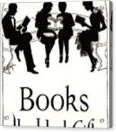Gift Books 1920 Acrylic Print