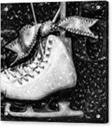 Gift Of Ice Skating Acrylic Print
