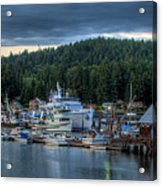 Gig Harbor 01 Acrylic Print