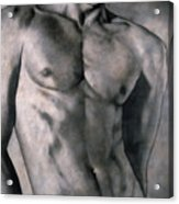 Gigolo Acrylic Print by Lawrence Supino