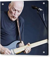 Gilmour #003 By Nixo Acrylic Print
