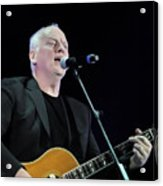 Gilmour #023 By Nixo Acrylic Print