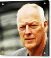 Gilmour #103 By Nixo Acrylic Print