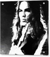 Gilmour #343 By Nixo Acrylic Print