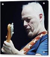 Gilmour By Nixo Acrylic Print