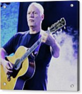 Gilmour Guitar By Nixo Acrylic Print