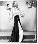 Ginger Rogers (1911-1995) Acrylic Print by Granger