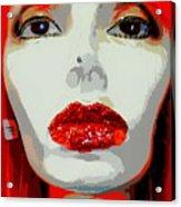 Giovanna Acrylic Print