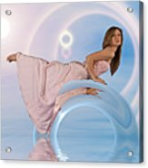 Girl 1208996 Acrylic Print
