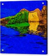 Girl 1505502 Acrylic Print