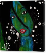 Girl 8 Acrylic Print