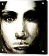 Girl With No Name Acrylic Print