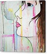 Girl10 Acrylic Print