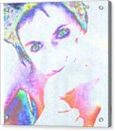 Gisele Acrylic Print