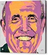 Giuliani Acrylic Print