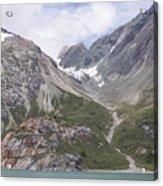 Glaciated Valley Acrylic Print
