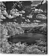Glacier Lake Acrylic Print