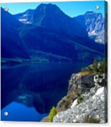 Glacier National Park #1 Acrylic Print