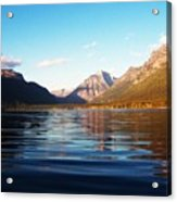 Glacier National Park 7 Acrylic Print