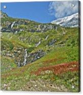 Glacier National Park Acrylic Print