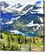Glacier National Park2 Acrylic Print
