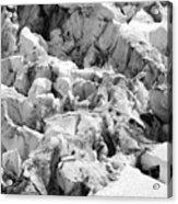 Glacier Overlook Acrylic Print