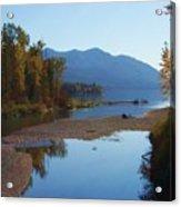 Glacier Park 11 Acrylic Print