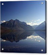 Glacier Reflections 2 Acrylic Print