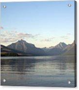 Glacier Reflections 3 Acrylic Print