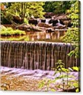 Glade Creek 002 Acrylic Print