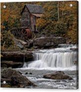Glade Creek Mill 2011 Acrylic Print by Wade Aiken