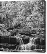 Glade Creek Mill Acrylic Print
