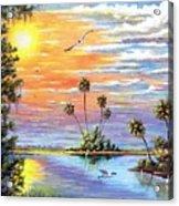 Glades Inspiration Acrylic Print