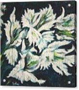 Gladioli Acrylic Print