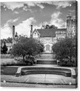 Glamorgan Castle Bw. Acrylic Print