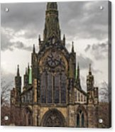 Glasgow Cathedral Front Entrance Acrylic Print
