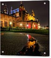 Glasgow Kelvingrove Art Gallery Acrylic Print
