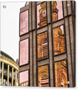 Glasgow St Georges Tron Parish Church Acrylic Print