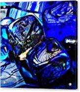Glass Abstract 14 Acrylic Print