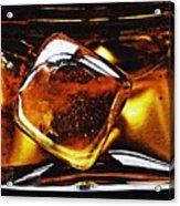 Glass Abstract 317 Acrylic Print