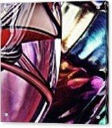 Glass Abstract 523 Acrylic Print
