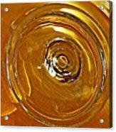 Glass Abstract 578 Acrylic Print