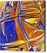 Glass Abstract 768 Acrylic Print